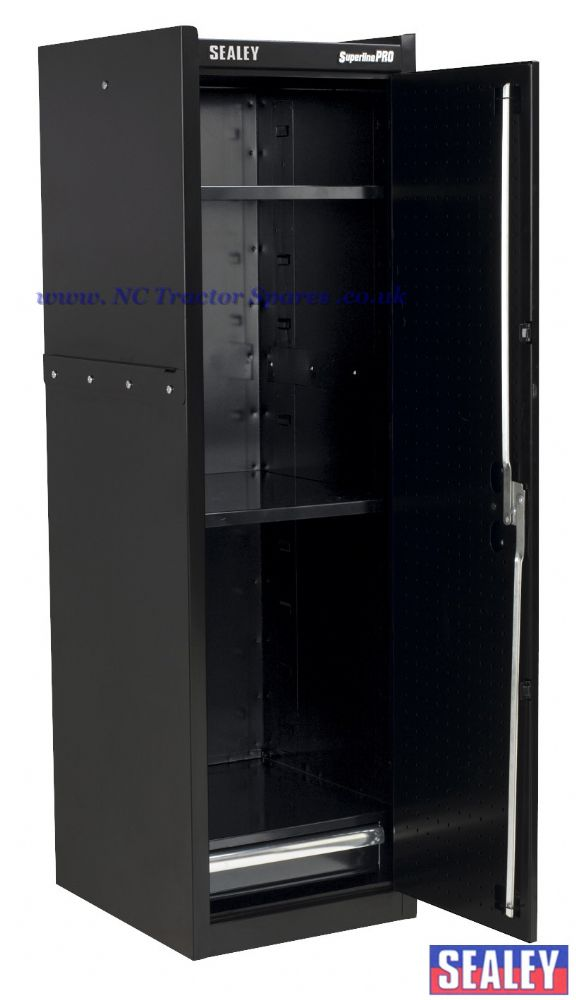 Hang-On Locker - Black